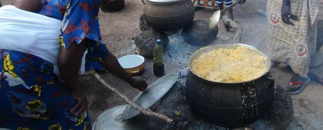 Village cooking
