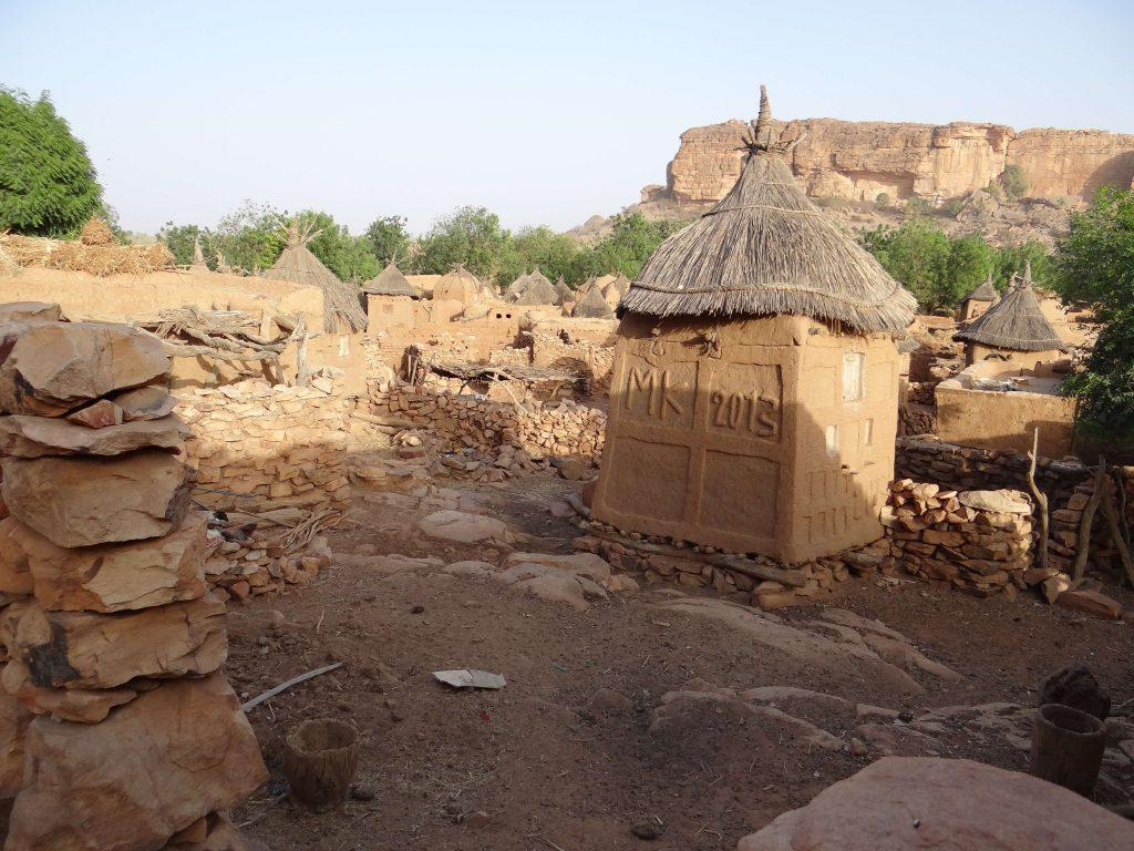 Dogon village of Borko, Mali